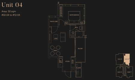 04 - 1 Bedroom