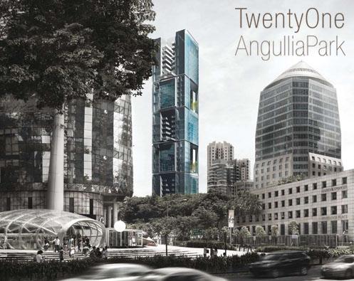 TwentyOne Angullia Park