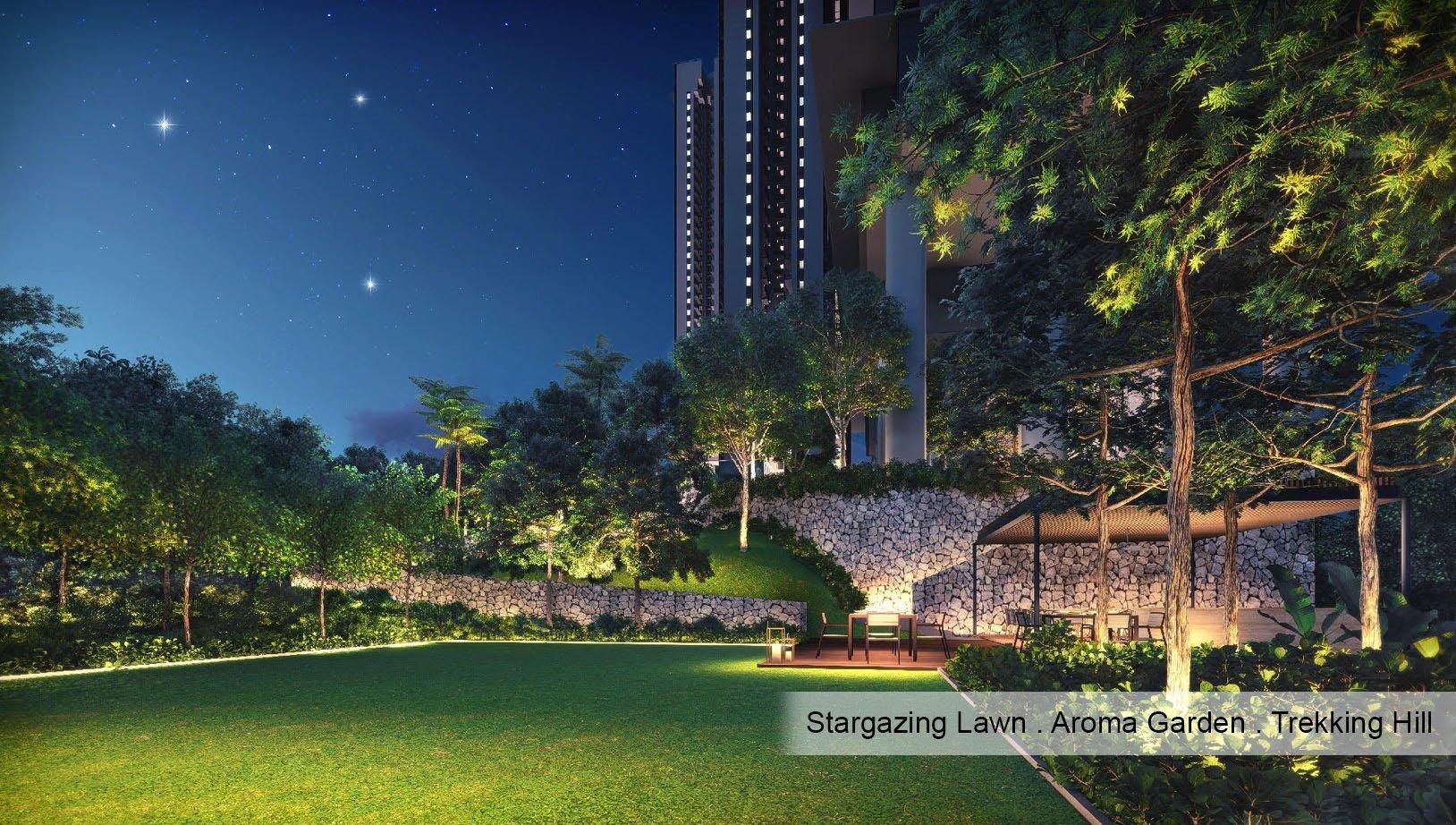 Stirling Residences Stargazing Lawn
