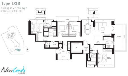 D2B - 4 Bedroom