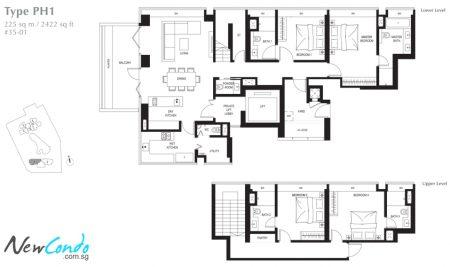 PH1 - Penthouse