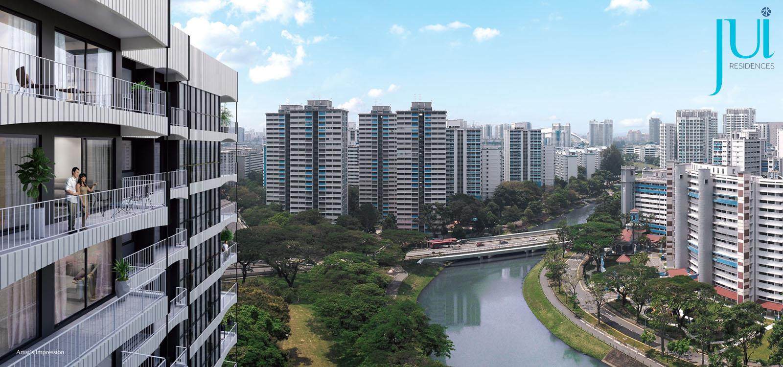 Jui Residences Riverfront