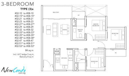 3a - 3 Bedroom