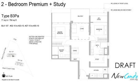 B3Pa - 2 + Study