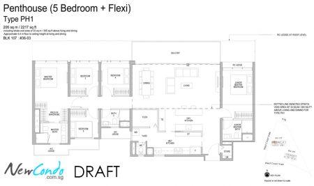 PH1 - 5BR Penthouse