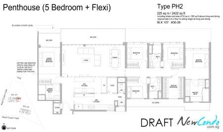 PH2 - 5BR Penthouse