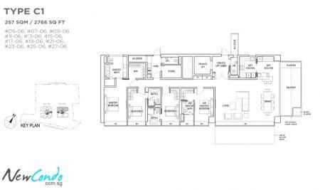 C1 - 4 Bedroom