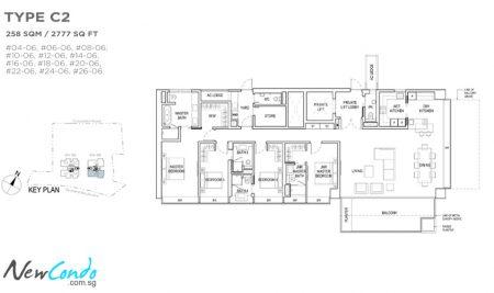 C2 - 4 Bedroom