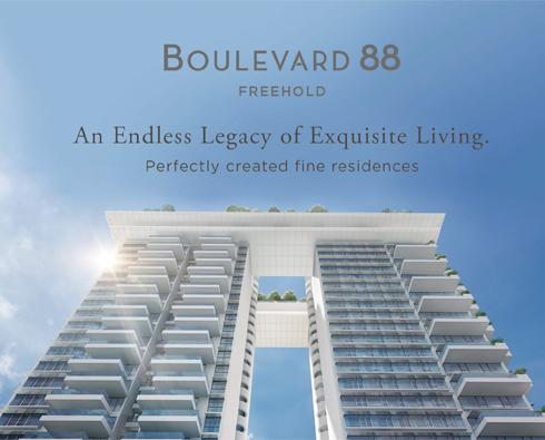 Boulevard88 (铂瑞雅居)