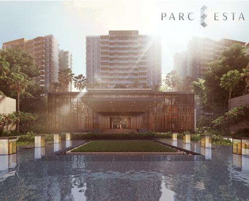 Parc Esta (东景苑)