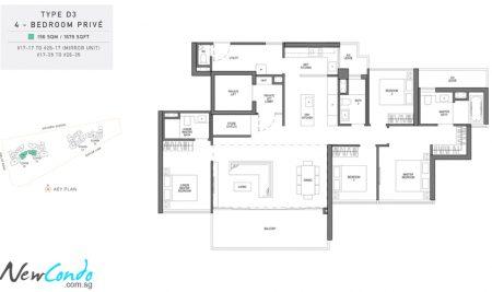D3 - 4 Bedroom