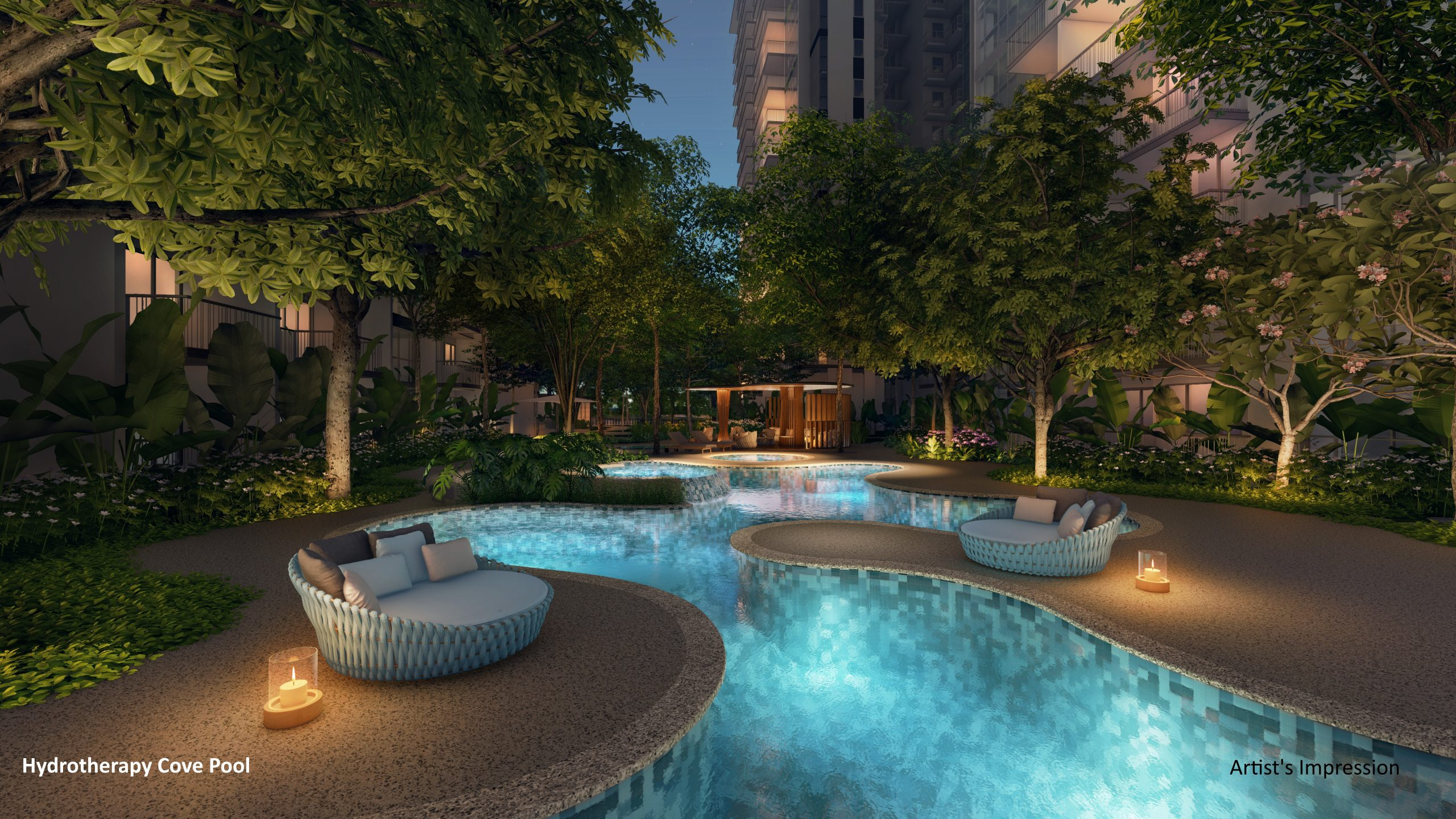 Therapy Cove Pool