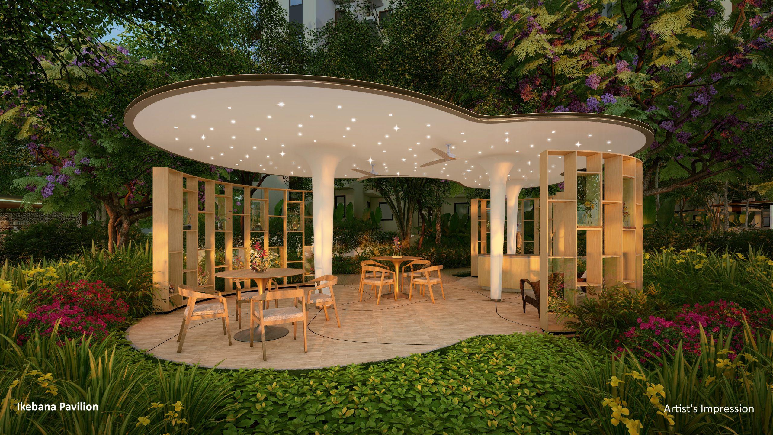 Ikebana Pavilion