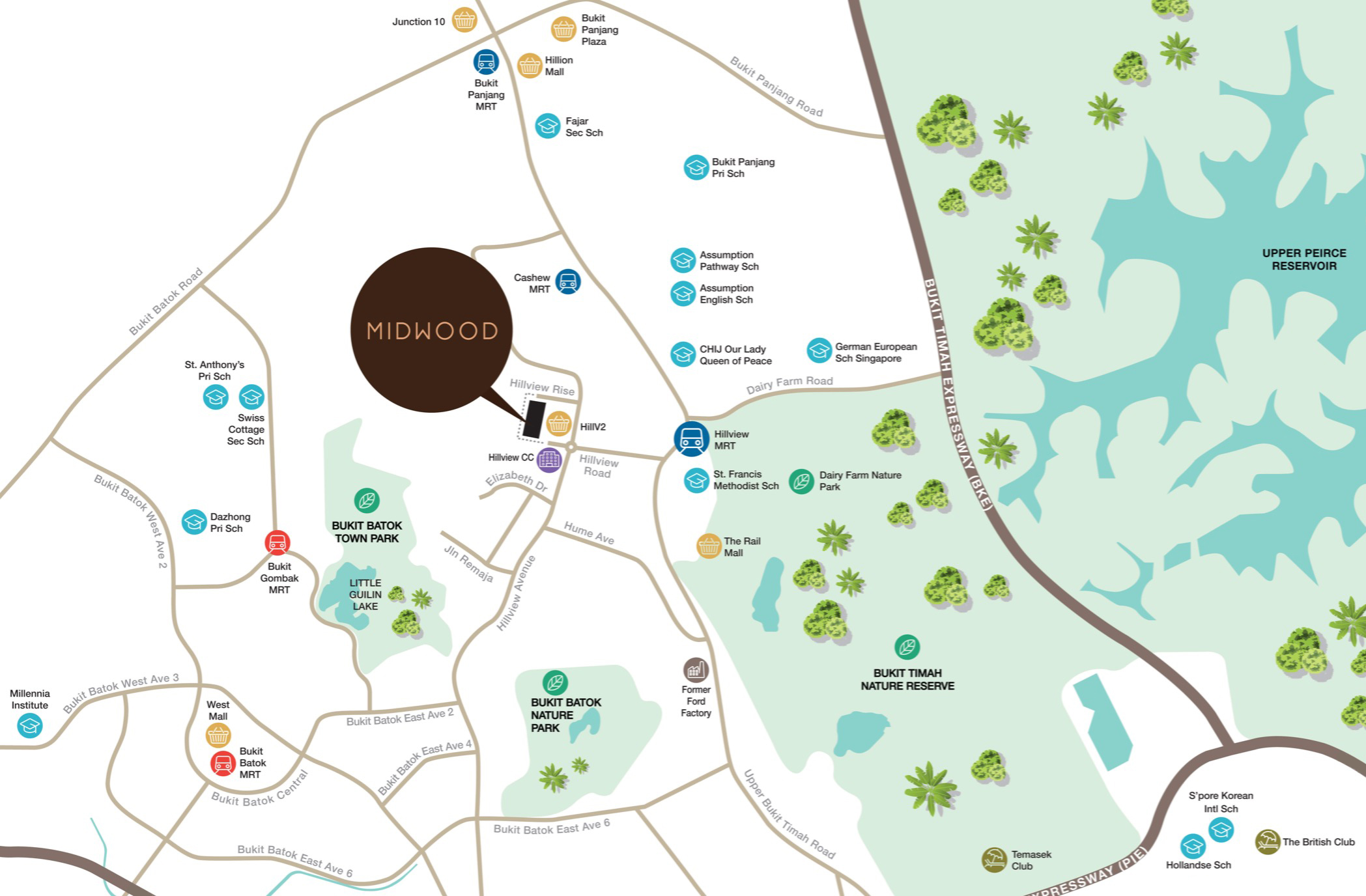 new-condo-singapore-midwood-location-map