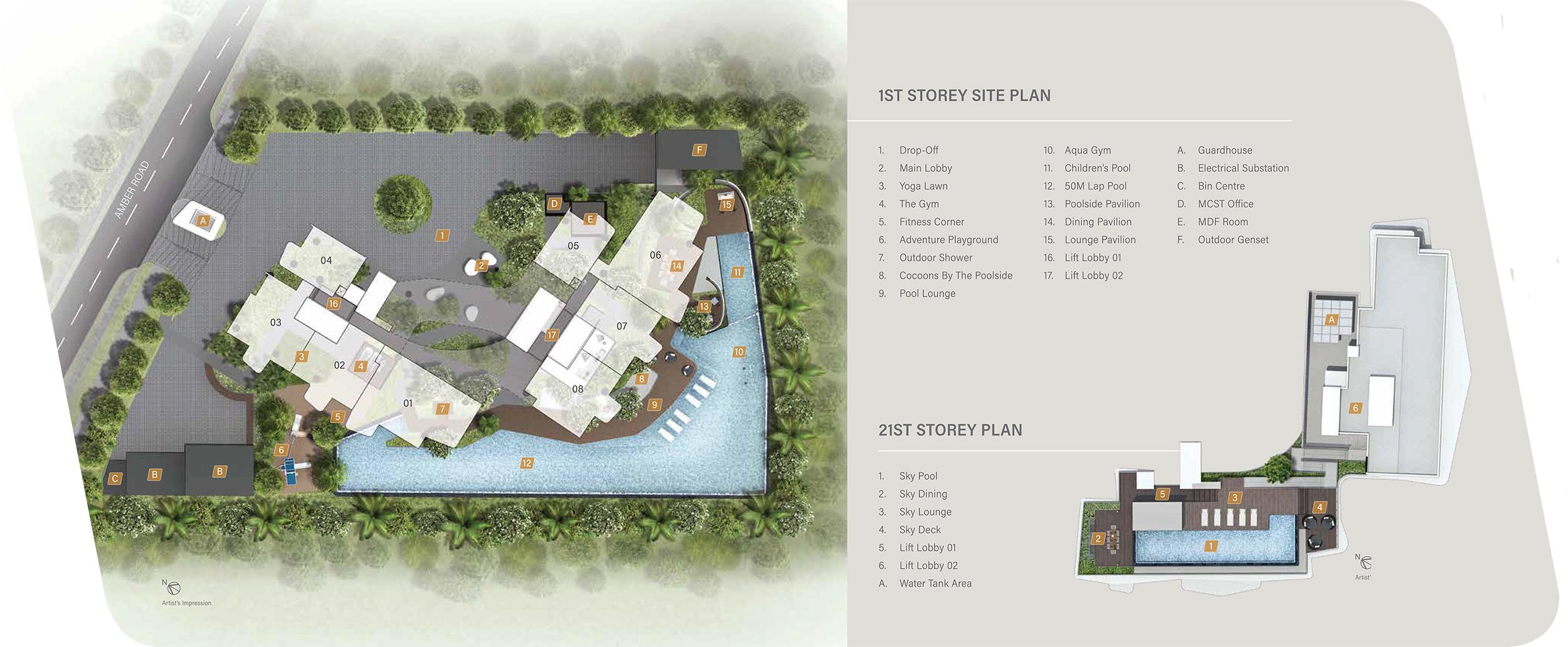 new-condo-singapore-coastline-residences-site-plan