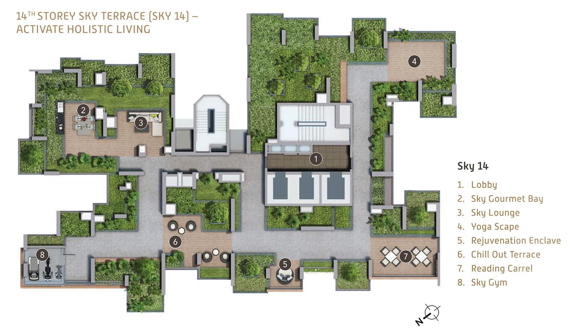 new-condo-singapore-verticus-sky-terrace-plan