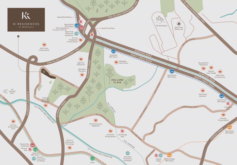 new-condo-singapore-ki-residences-location-map