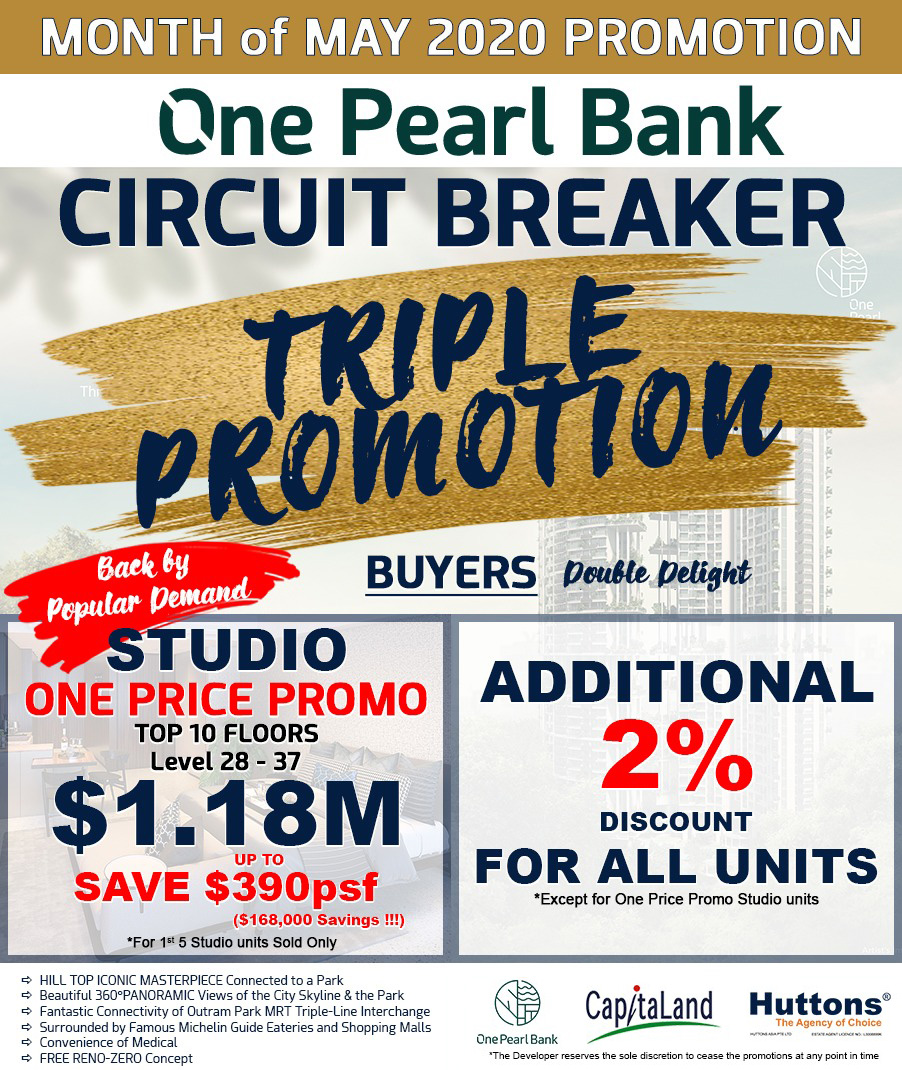 new-condo-singapore-one-pearl-bank-may-2020-promo