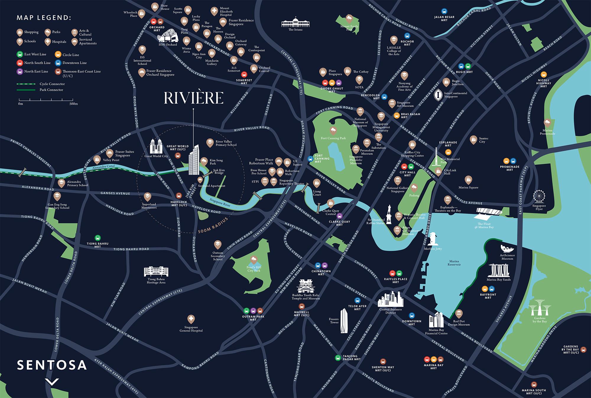 new-condo-singapore-riviere-location-map