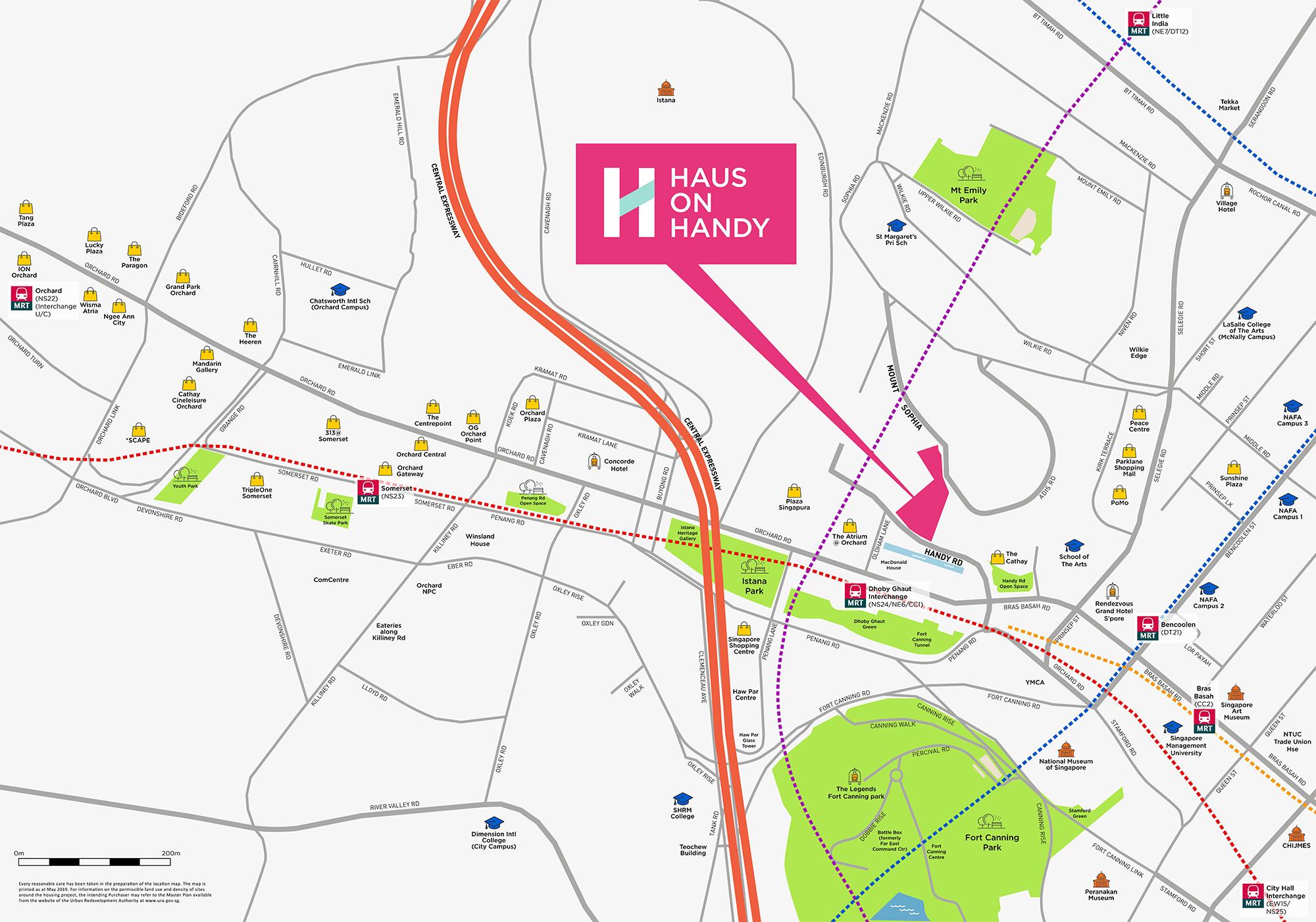 new-condo-singapore-haus-on-handy-location-map