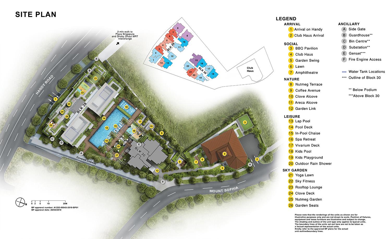 new-condo-singapore-haus-on-handy-site-plan