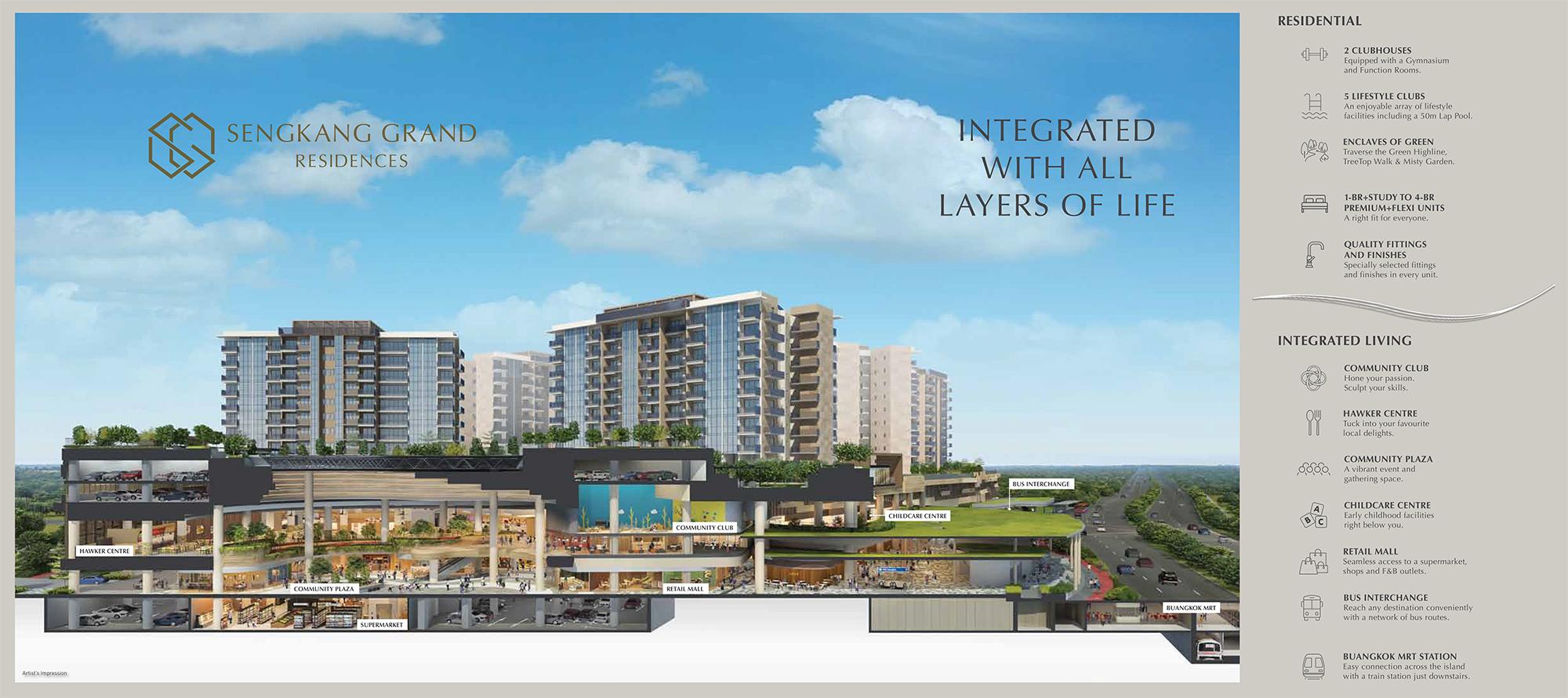 new-condo-singapore-sengkang-grand-residences-integration