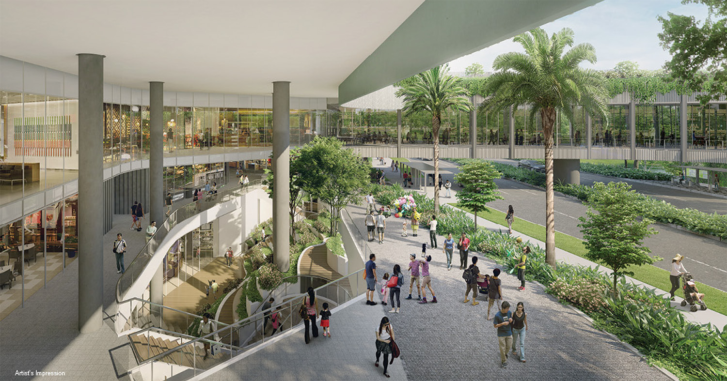 new-condo-singapore-the-woodleigh-residences-mall