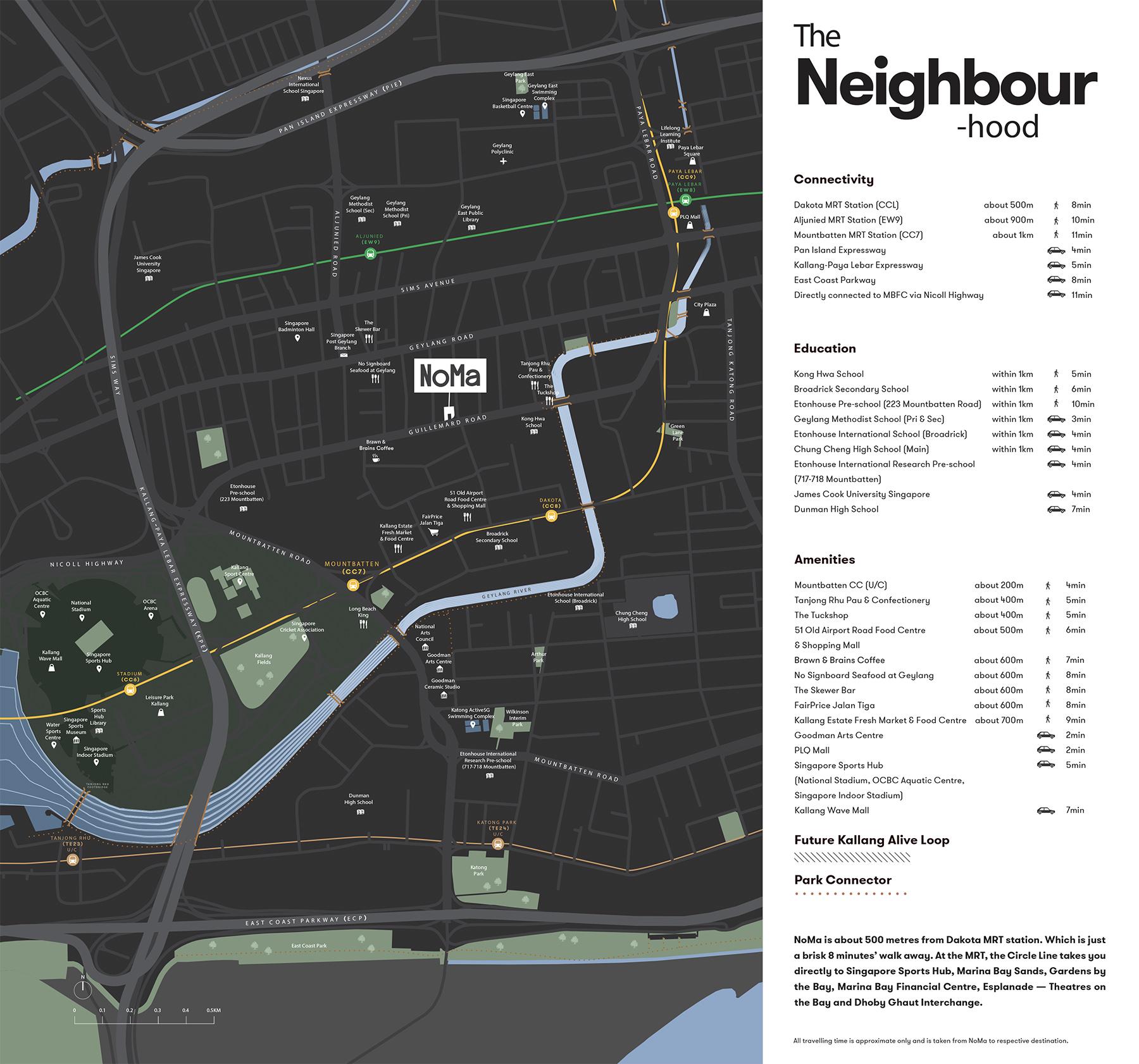 noma-location-map-new-condo-singapore