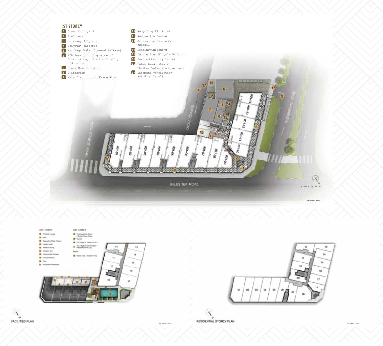 1953-new-condo-singapore-site-plan