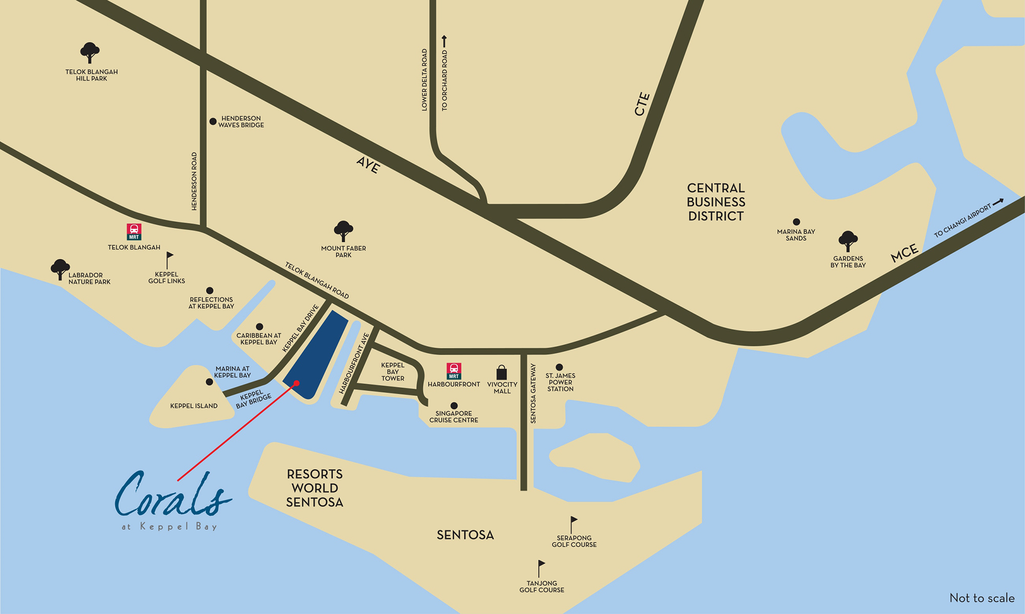 Corals-at-Keppel-Bay-new-condo-singapore-location-map