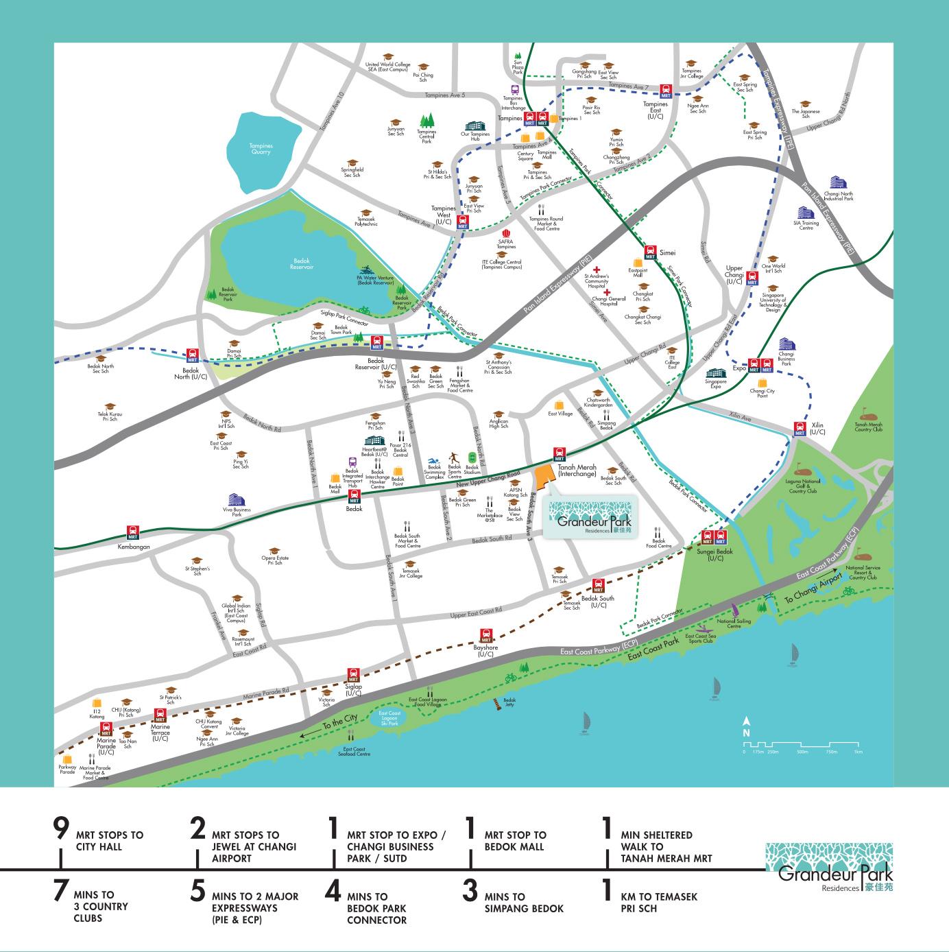 Grandeur-Park-Residences-location-map