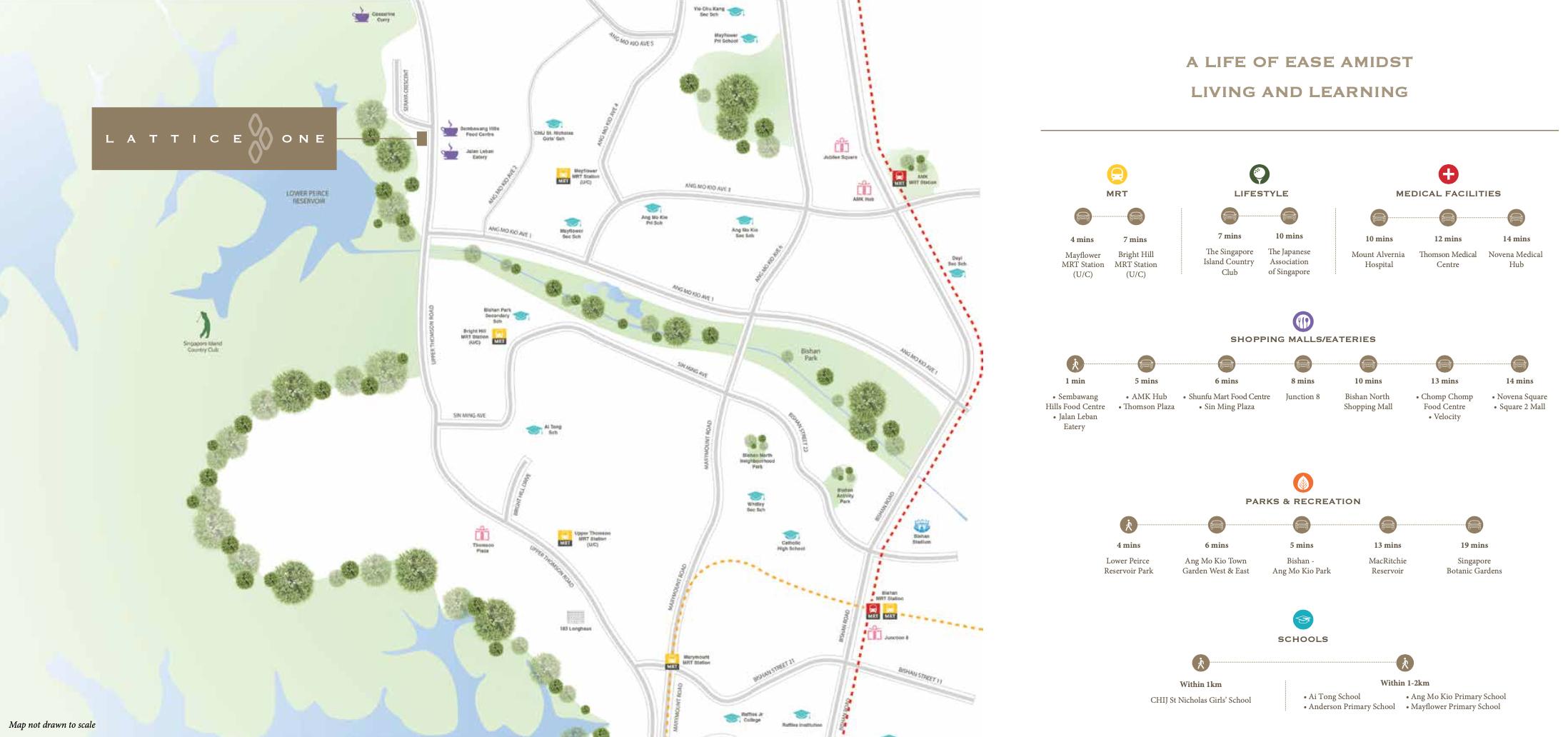 Lattice-One-new-condo-singapore-location-map