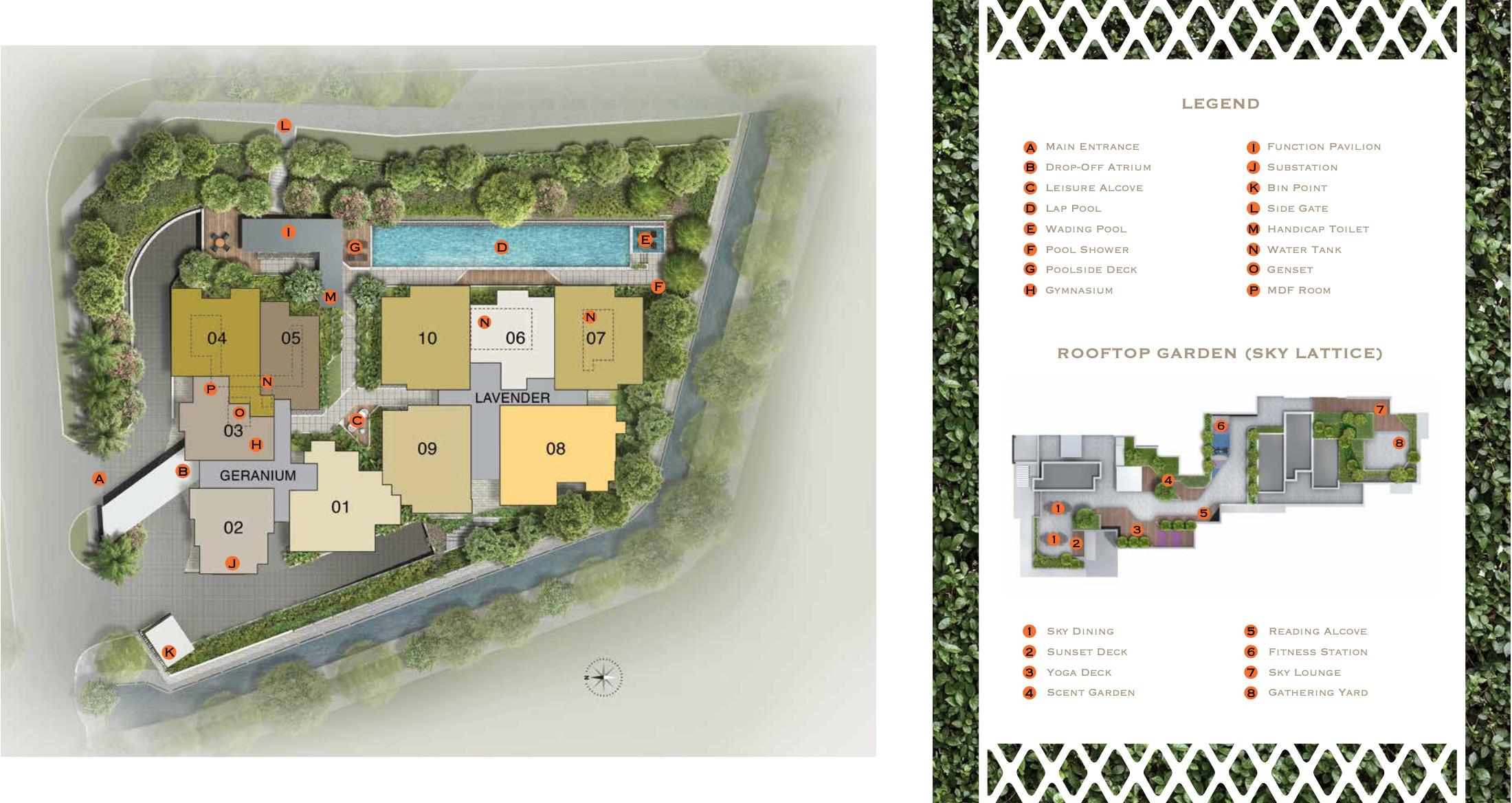 Lattice-One-new-condo-singapore-site-plan