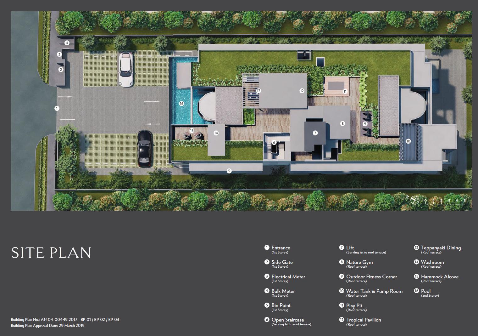 Seraya-Residencesnew-condo-singapore-site-plan