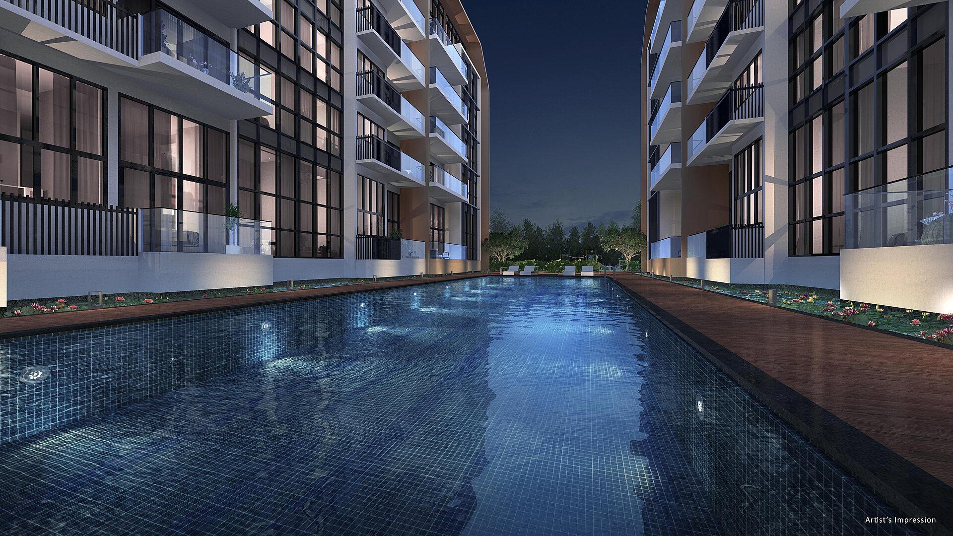30m Lap Pool