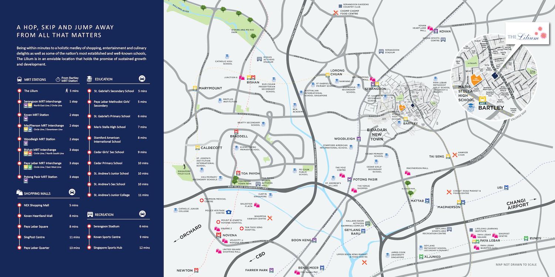 The-Lilium-new-condo-singapore-location-map