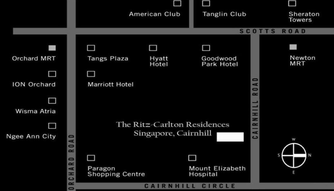 The-Ritz-Carlton-Residences-new-condo-singapore-location-map