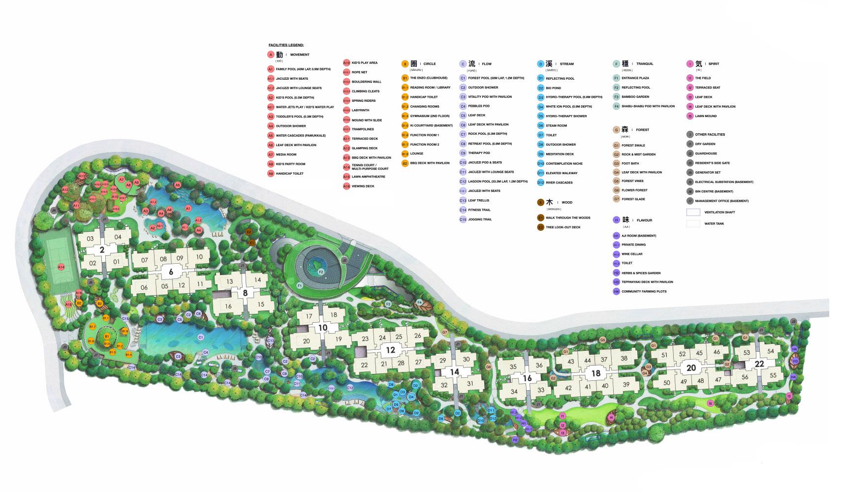 ki-residences-site-plan