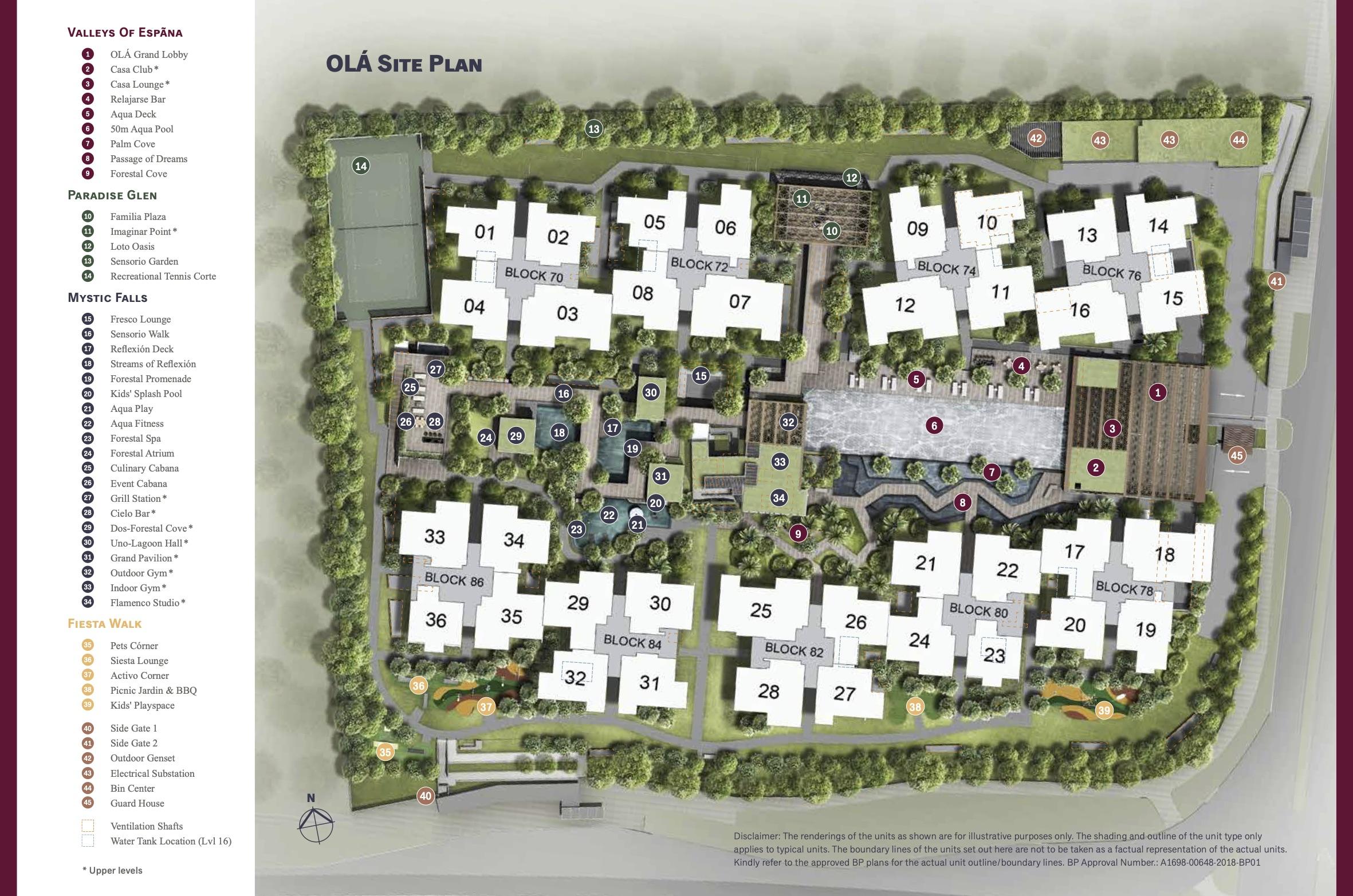 Ola-new-condo-singapore-site-plan
