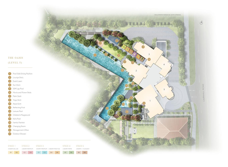 new-condo-singapore-klimt-cairnhill-site-plan-1